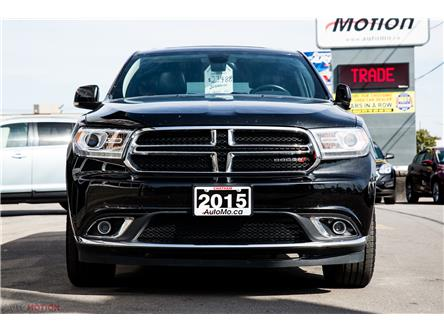 2015 Dodge Durango Limited (Stk: 191177) in Chatham - Image 2 of 30