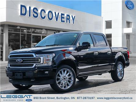 2019 Ford F-150 Limited (Stk: F19-37015) in Burlington - Image 1 of 26
