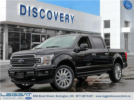 2019 Ford F-150 Limited (Stk: F19-37016) in Burlington - Image 1 of 25