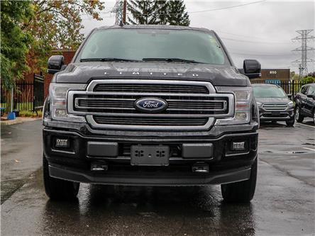 2019 Ford F-150 Limited (Stk: F19-37016) in Burlington - Image 2 of 25