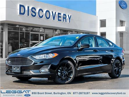 2020 Ford Fusion SE (Stk: FN20-20377) in Burlington - Image 1 of 25