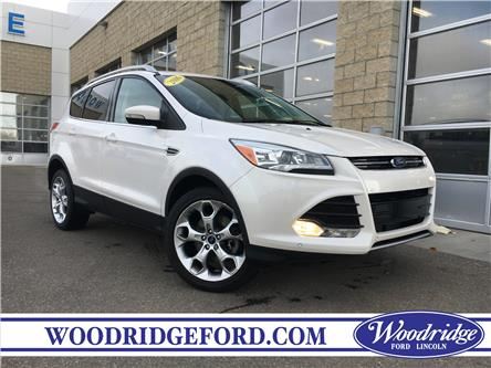 2016 Ford Escape Titanium (Stk: K-1085A) in Calgary - Image 1 of 21