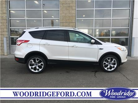 2016 Ford Escape Titanium (Stk: K-1085A) in Calgary - Image 2 of 21