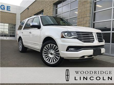 2017 Lincoln Navigator Select (Stk: K-2545A) in Calgary - Image 1 of 24