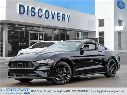 2019 Ford Mustang EcoBoost (Stk: MU9-36306) in Burlington - Image 1 of 21