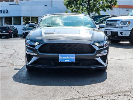 2019 Ford Mustang EcoBoost (Stk: MU9-55111) in Burlington - Image 2 of 24