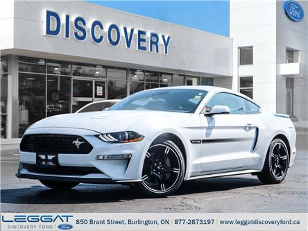 2019 Ford Mustang GT Premium (Stk: MU9-55112) in Burlington - Image 1 of 25