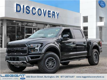 2019 Ford F-150 Raptor (Stk: F19-22802) in Burlington - Image 1 of 23
