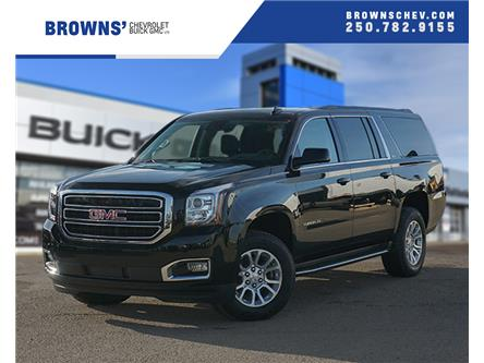 2020 GMC Yukon XL SLT (Stk: T20-856) in Dawson Creek - Image 1 of 17