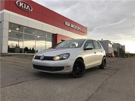 2012 Volkswagen Golf 2.5L Comfortline (Stk: 9ST2869A) in Calgary - Image 1 of 16