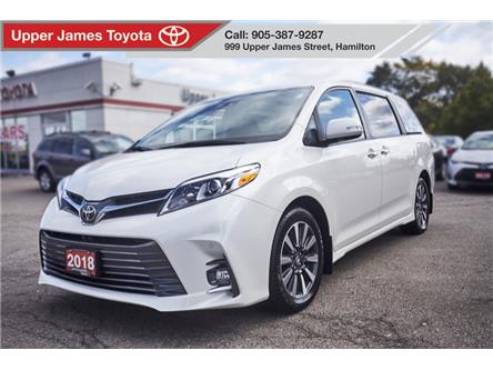 2018 Toyota Sienna Limited 7-Passenger (Stk: 72168) in Hamilton - Image 1 of 27