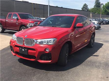 2015 BMW X4 xDrive35i (Stk: E88682) in Ottawa - Image 1 of 3