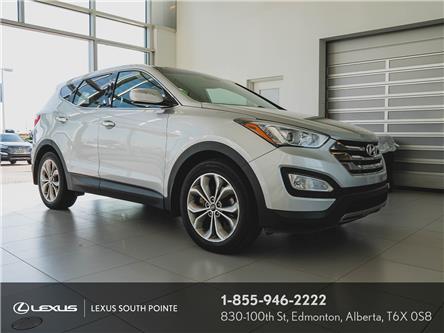 2013 Hyundai Santa Fe Sport 2.0T Limited (Stk: L900739A) in Edmonton - Image 1 of 23