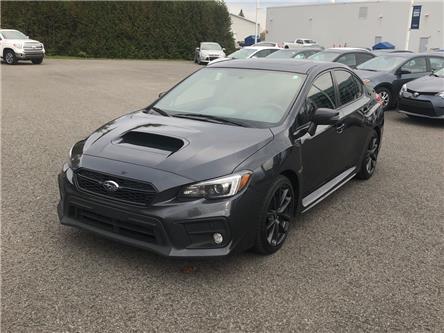 2018 Subaru WRX Sport-tech (Stk: 817187) in Ottawa - Image 1 of 3