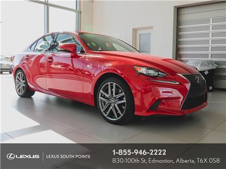 2016 Lexus IS 350 Base (Stk: L900767A) in Edmonton - Image 1 of 21