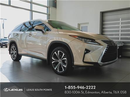 2019 Lexus RX 350L Luxury (Stk: L900784A) in Edmonton - Image 1 of 25