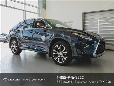 2016 Lexus RX 350 Base (Stk: LUB5330) in Edmonton - Image 1 of 24