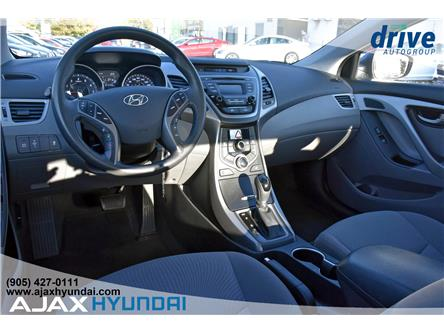 2014 Hyundai Elantra GL (Stk: 20052A) in Ajax - Image 2 of 27