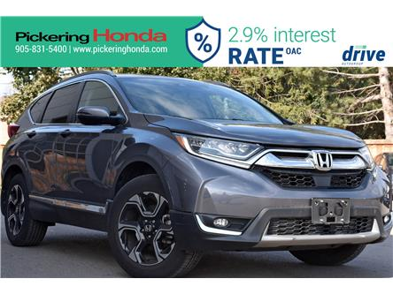 2018 Honda CR-V Touring (Stk: P5274) in Pickering - Image 1 of 33
