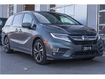 2019 Honda Odyssey Touring (Stk: 43038B) in Innisfil - Image 1 of 23