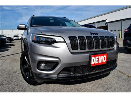 2019 Jeep Cherokee North (Stk: 91947D) in St. Thomas - Image 1 of 30