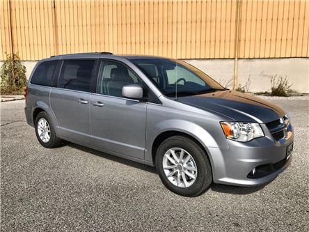2019 Dodge Grand Caravan 29P SXT Premium (Stk: 191546) in Windsor - Image 1 of 14