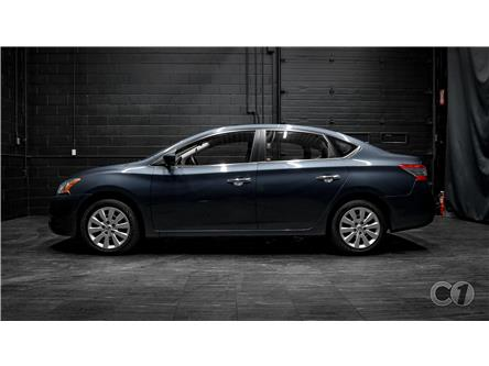 2015 Nissan Sentra 1.8 S (Stk: CT19-450) in Kingston - Image 1 of 35