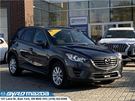 2016 Mazda CX-5 GX (Stk: 28349A) in East York - Image 1 of 27