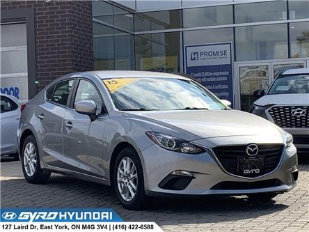 2015 Mazda Mazda3 GS (Stk: H5290) in Toronto - Image 1 of 28