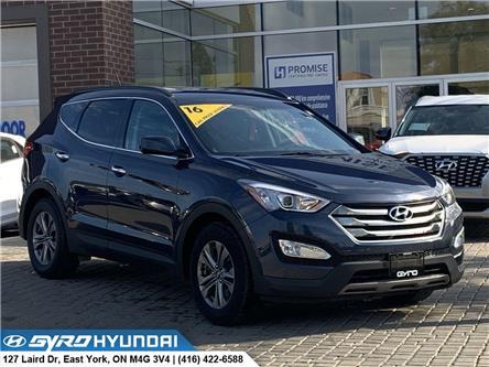 2016 Hyundai Santa Fe Sport 2.4 Premium (Stk: H5314) in Toronto - Image 1 of 27