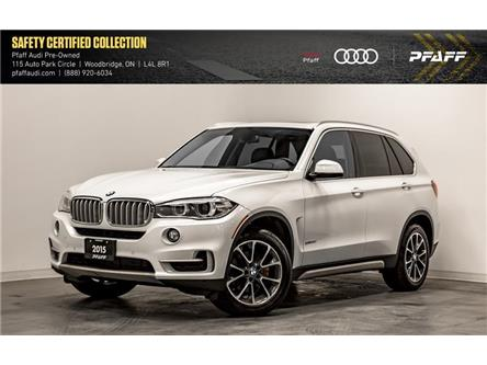 2015 BMW X5 xDrive35i (Stk: C7120) in Vaughan - Image 1 of 22