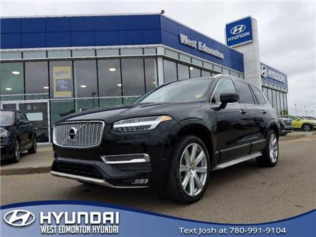 2016 Volvo XC90 T6 Inscription (Stk: E4708) in Edmonton - Image 1 of 26