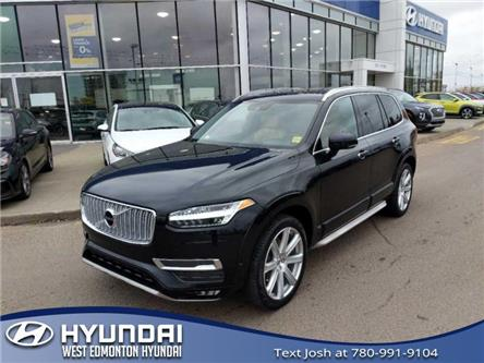 2016 Volvo XC90 T6 Inscription (Stk: E4708) in Edmonton - Image 2 of 26