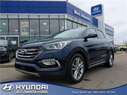 2017 Hyundai Santa Fe Sport 2.0T Ultimate (Stk: X158A) in Edmonton - Image 1 of 27