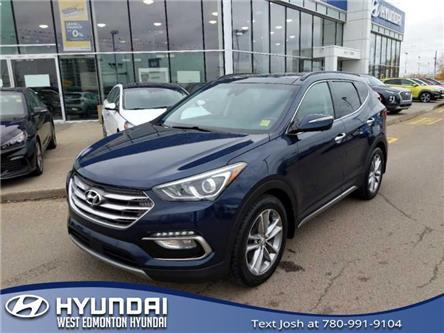 2017 Hyundai Santa Fe Sport 2.0T Ultimate (Stk: X158A) in Edmonton - Image 2 of 27