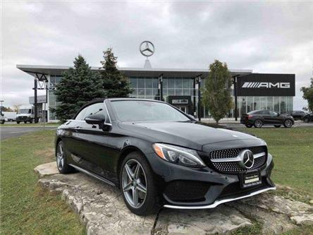 2017 Mercedes-Benz C-Class Base (Stk: 19MB056A) in Innisfil - Image 1 of 20