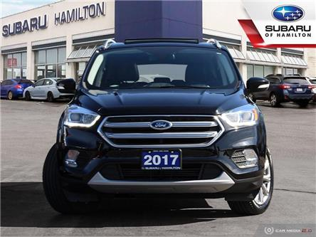 2017 Ford Escape Titanium (Stk: S7835A) in Hamilton - Image 2 of 27