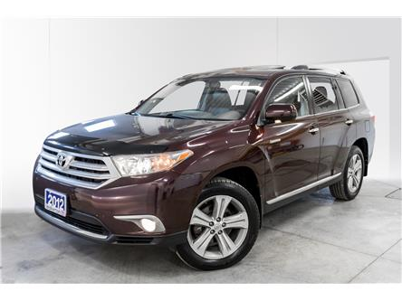 2012 Toyota Highlander V6 Limited (Stk: 19417A) in Walkerton - Image 1 of 23