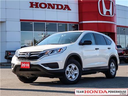 2016 Honda CR-V LX (Stk: 3433) in Milton - Image 1 of 22
