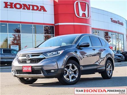 2018 Honda CR-V EX-L (Stk: 3436) in Milton - Image 1 of 30