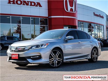 2017 Honda Accord Sport (Stk: 3435) in Milton - Image 1 of 28