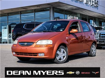 2007 Chevrolet Aveo 5 LT (Stk: 190679A) in North York - Image 1 of 23