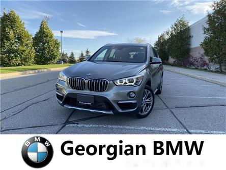 2017 BMW X1 xDrive28i (Stk: P1479-1) in Barrie - Image 1 of 14