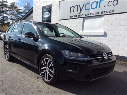 2016 Volkswagen Golf Sportwagon 1.8 TSI Comfortline (Stk: 191395) in Richmond - Image 1 of 21