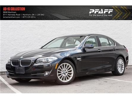 2012 BMW 535i xDrive (Stk: 38249A) in Markham - Image 1 of 18