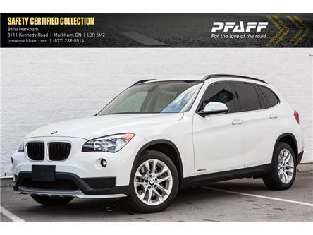 2015 BMW X1 xDrive35i (Stk: O12552) in Markham - Image 1 of 18