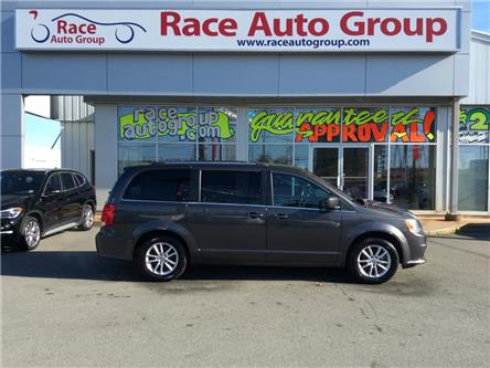 2018 Dodge Grand Caravan CVP/SXT (Stk: 17116) in Dartmouth - Image 1 of 17