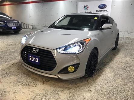 2013 Hyundai Veloster Turbo (Stk: S19580B) in Newmarket - Image 1 of 21