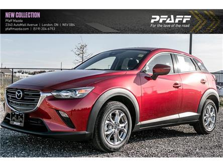 2019 Mazda CX-3 GS (Stk: LM9393) in London - Image 1 of 12