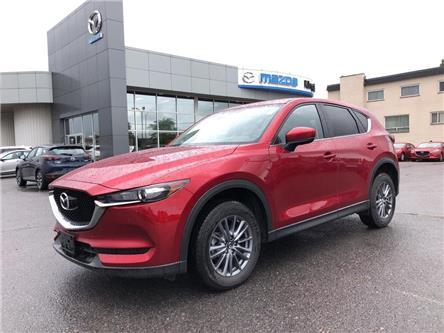 2018 Mazda CX-5 GS (Stk: 19P036) in Kingston - Image 1 of 16